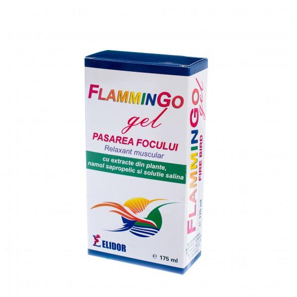 GEL FLAMMINGO - Pasarea Focului