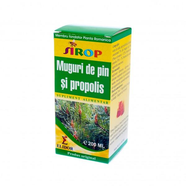 SIROP MUGURI PIN SI PROPOLIS