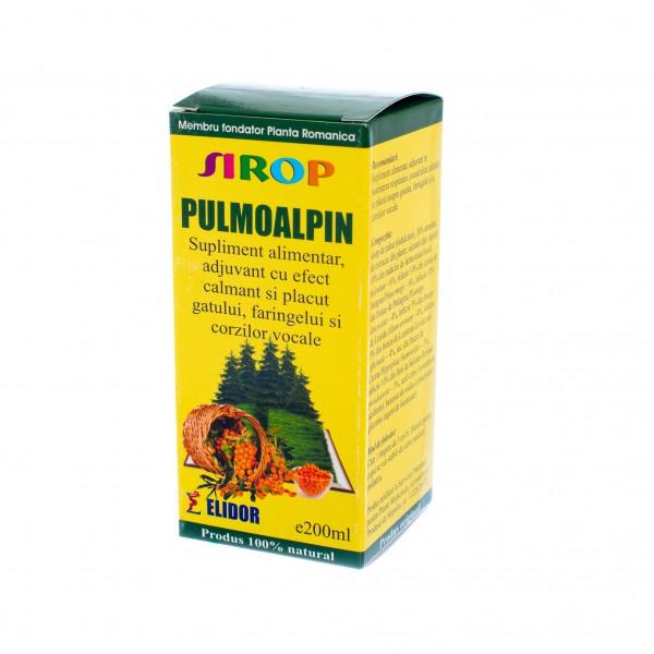 SIROP PULMOALPIN