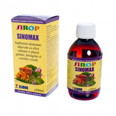 SIROP SINOMAX